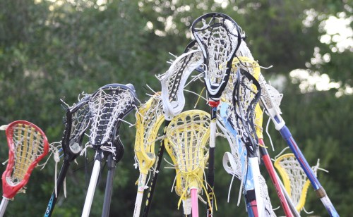 """The Many Colors Of Lacrosse"" Photo by LaxBuzz"