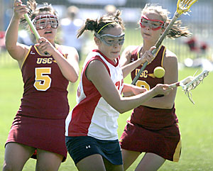 For USC Women's Lacrosse And Other College Teams, Travel ...