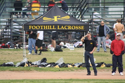 Foothill Lacrosse Ready For A Successful 2009 Season