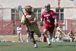 DU Men's Lacrosse Falls 9-8 to Visiting Drexel