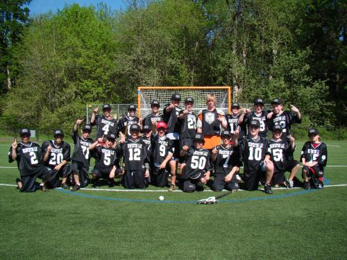 """The Beaverton Youth Lacrosse """"home team"""" won the 5th/6th  select team winner's title..  Both final games were hard fought wins and these teams showcased their mastery of fundamental lacrosse skills, great coaching strategies and were rewarded with their respective win."""