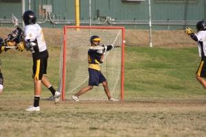 Foothill JV lacrosse El Toro 2009