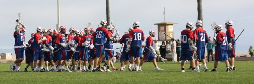 St. Ignatius Lacrosse 2009