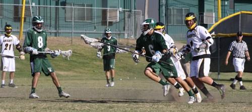 Jonny Poe Coronado lacrosse 1