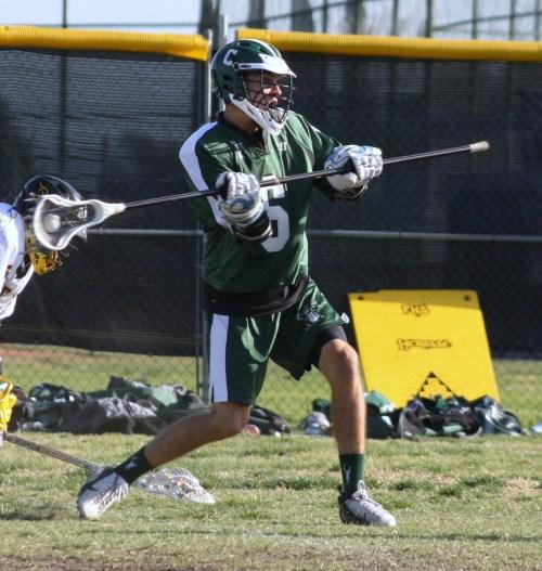 Jonny Poe Coronado Lacrosse 2009