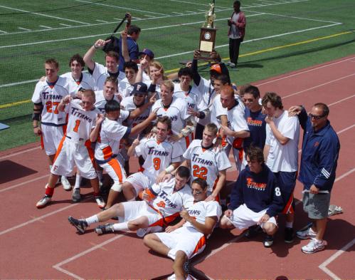 CSUF Titans - 2009 SLC DII Champions!