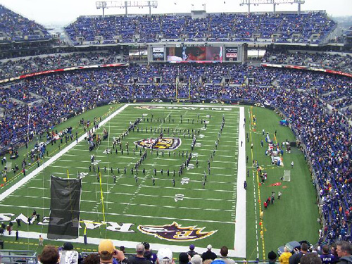 After spending the past two springs at Gillette Stadium in Foxborough, Mass., the NCAA men's lacrosse Final Four comes back to M&T Bank Stadium over Memorial Day weekend in 2010 and 2011 before returning to the Boston area in 2012.