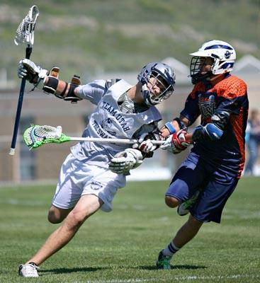 Orange County (CA) Crush Boys 7th/8th defeated Team Utah 5-2 on Thursday, June 18, in first day of Ski Town Shootout in Park City, UT.