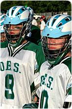 Oregon Episcopal lacrosse