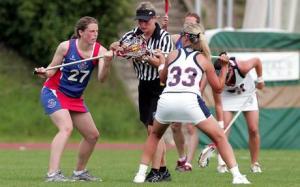 US women's lacrosse vs England