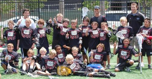 The boys 3rd/4th grade lacrosse all-star team of 101 Starz Lacrosse won the Southern California championship Summer Starz Cup 2009 on Saturday in El Segundo. They beat a challenging Orange County all star team of Olympian O'Rouke in a neck and neck game. The final score was 7-6. With the coaching of Newbury High School assistant coach, Aaron Ferguson, Newbury Park's 3rd/4th team coach, Chris Duffy and University of Arizona lacrosse star, Mike Cammorata, the team was undefeated for the entire season. The 101 Starz team racked up nearly 60 goals in just 8 games. 101 Starz players are from Newbury Park, Oak Park, Simi Valley, Thousand Oaks, and Westlake Village.