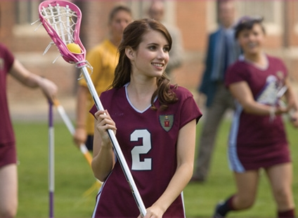wildchild emma roberts lacrosse