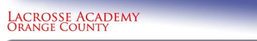 Lacrosse Academy OC