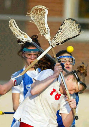 women's lacrosse head injuries