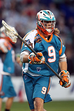 Brett Hughes earned an All-Star selection in 2008, as well as two MLL Defensive Player of the Week Awards, the second of which was earned after holding Rochester's John Grant Jr. without a goal for the first time in his career in an August, 2007 game.