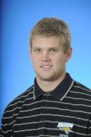 Cameron Zook, #36, Sr. Defender. Ht: 6-1, Wt: 190
