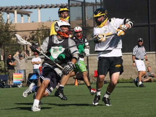 Orange Crush Foothill Lacrosse vs 4 Leaf Lacrosse 2