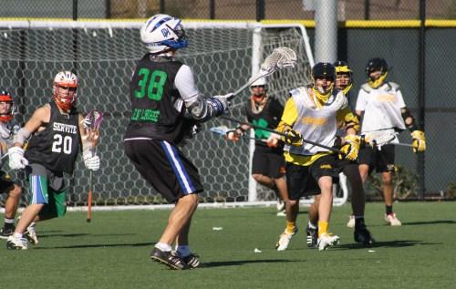 Orange Crush Foothill Lacrosse vs 4 Leaf Lacrosse 3