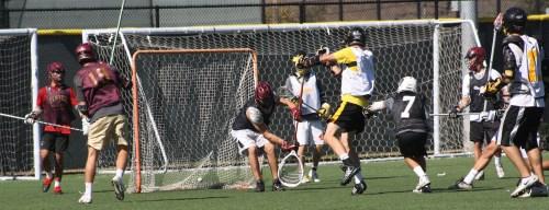 Orange Crush Foothill Lacrosse vs JSerra 2