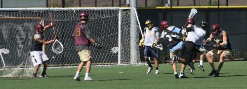 Orange Crush Foothill Lacrosse vs JSerra Lacrosse