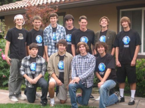 Team Impact Foothill Lacrosse Cancer Fundraiser
