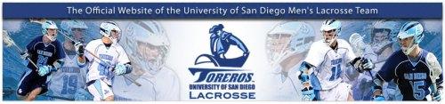 San Diego Toreros Lacrosse