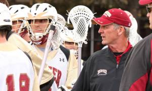 Denver Men's Lacrosse Head Coach Bill Tierney