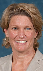 Michigan Women's Lacrosse Head Coach Jennifer Ulehla