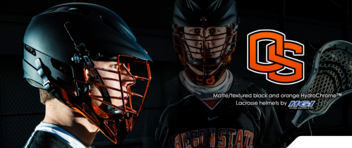Oregon State Men's Lacrosse HGI Helmet