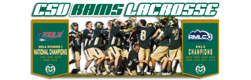 Colorado State men's Lacrosse