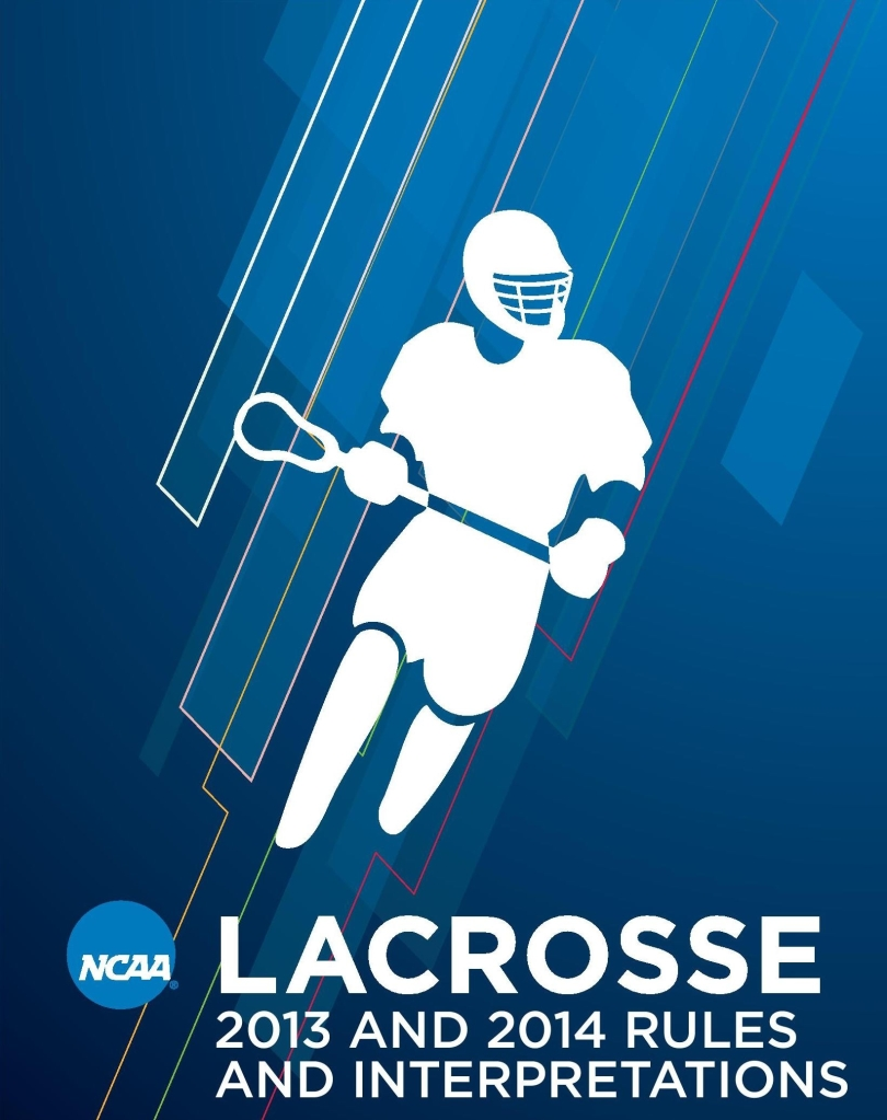 """Click on """"Lacrosse"""" to View Rules Book"""