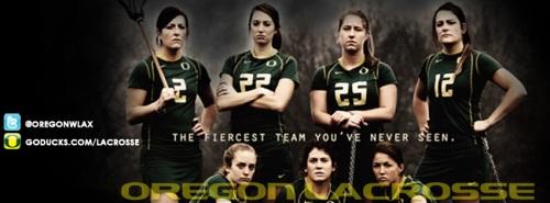 Oregon Women's Lacrosse