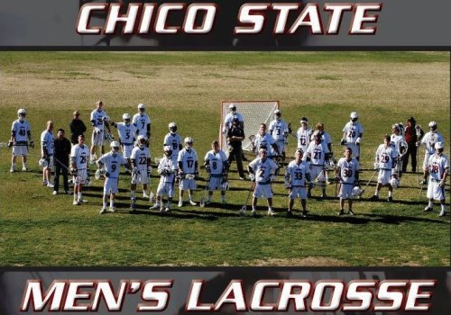 The Wildcats are currently ranked No. 25 in the Men's Collegiate Lacrosse Association Top-25 to start the season, but a top ranking doesn't mean much for the team, Metoyer said. The Chico State team finished last season with a fourth-place finish in the WCLL, an overall record of 8-5 and a 3-3 record in conference play. The 2012 season ended for the Wildcats in the first round of the WCLL conference playoffs with a loss to Cal Poly San Luis Obispo's squad.