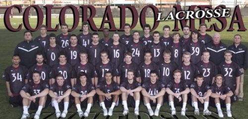 Colorado Mesa Men's Lacrosse