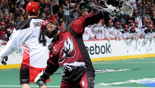 Colorado Mammoth vs Calgary