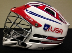 Team USA Helmet