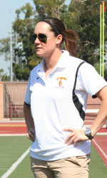 USC Women's Lacrosse Head Coach Lindsey Munday
