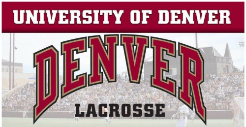 2013 Denver Men's Lacrosse