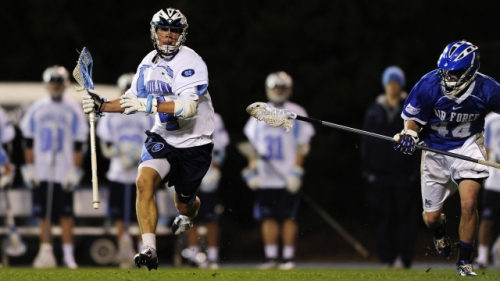 Air Force Men's Lacrosse vs North Carolina