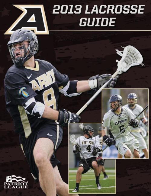 2013 Army Men's Lacrosse Media Guide