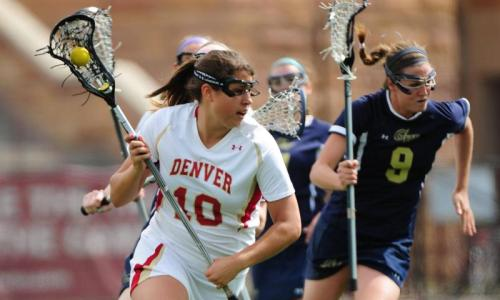 Denver women's lacrosse vs Vanderbuilt