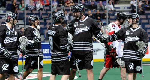 Mark Matthews Edmonton Rush vs Stealth
