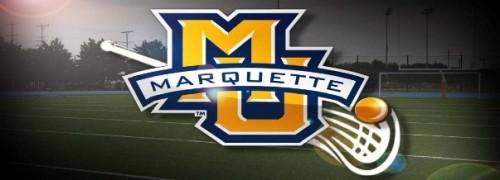 Marquette Women's Lacrosse Banner