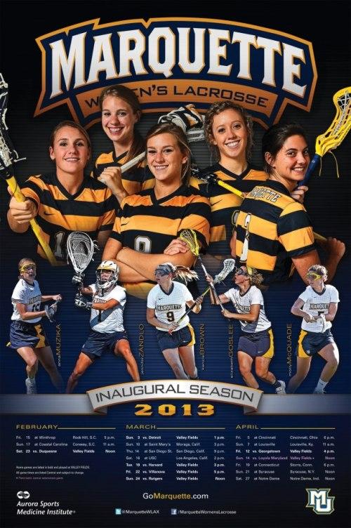 Marquette Women's Lacrosse