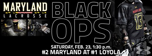 Maryland Black Ops vs Loyola