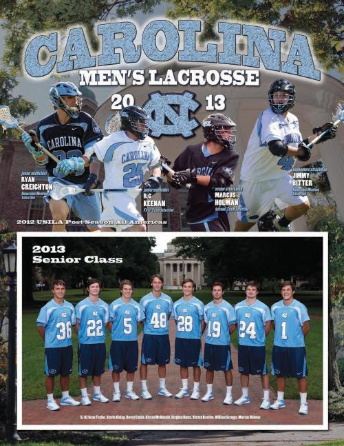 North Carolina 2013 Media Guide-page-001