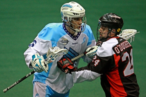 Washington Stealth vs Rochester Knighthawks