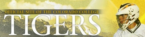 Colorado College Men's Lacrosse Banner