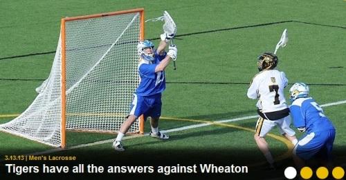 Colorado College Men's Lacrosse vs Wheaton