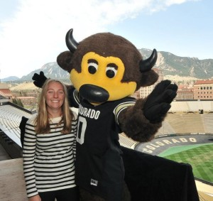 Colorado Women's Lacrosse Head Coach Ann Elliott